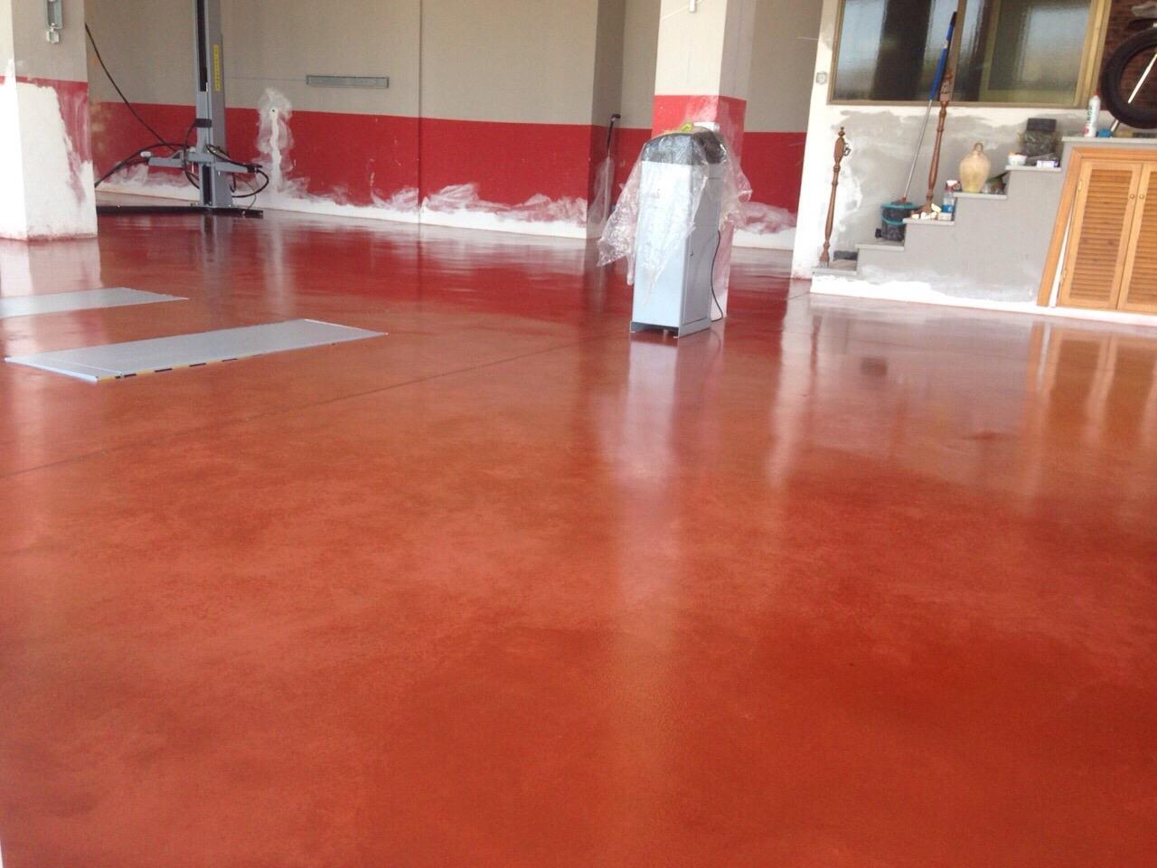 Pavimentos de hormigon fratasado pavimentos de hormigon pulido - Suelos cemento pulido precios ...