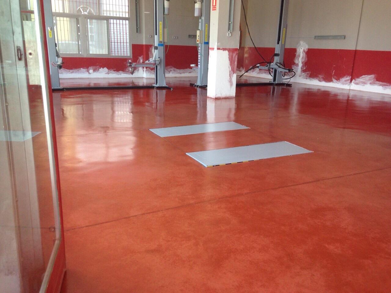 Pavimentos de hormigon fratasado pavimentos de hormigon - Pavimento impreso precio m2 ...