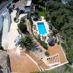 pavimento impreso - zona piscina y barbacoa chalet (1)